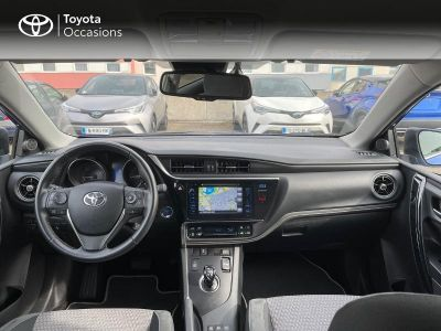 Toyota Auris Touring Sports HSD 136h Collection RC18 - <small></small> 19.490 € <small>TTC</small> - #8