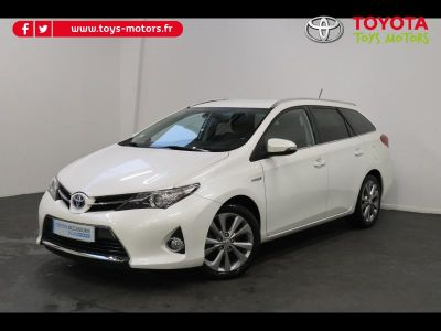 Toyota Auris Touring Sports HSD 136h Dynamic - <small></small> 13.990 € <small>TTC</small> - #1