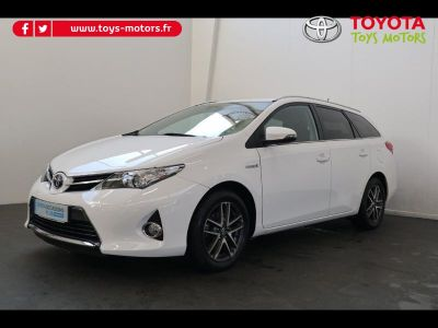Toyota Auris Touring Sports HSD 136h Feel! - <small></small> 14.490 € <small>TTC</small> - #1