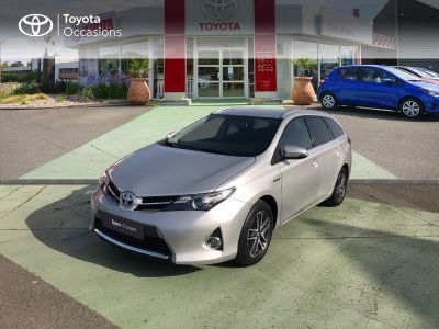 Toyota Auris Touring Sports HSD 136h Feel! - <small></small> 14.290 € <small>TTC</small> - #1
