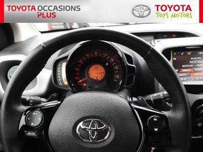 Toyota AYGO 1.0 VVT-i 69ch x-play x-shift 5p - <small></small> 10.990 € <small>TTC</small>