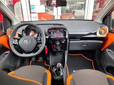 Toyota AYGO 1.0 VVT-i 72ch x-cite 2 5p - <small></small> 11.700 € <small>TTC</small>