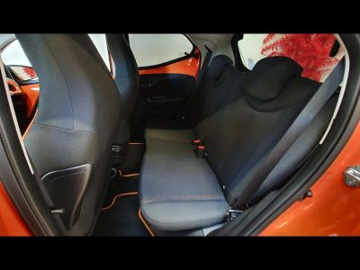 Toyota AYGO 1.0 VVT-i 72ch x-cite 2 5p - <small></small> 11.490 € <small>TTC</small>