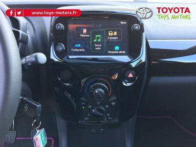 Toyota AYGO 1.0 VVT-i 72ch x-cite 5p - <small></small> 11.196 € <small>TTC</small>