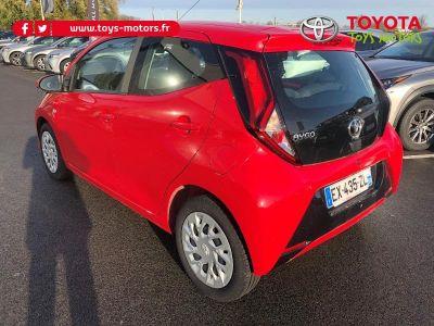 Toyota AYGO 1.0 VVT-i 72ch x-play 5p - <small></small> 9.990 € <small>TTC</small>