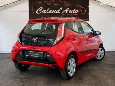 Toyota Aygo ii 1.0 vvt-i x-play 5p - <small></small> 6.990 € <small>TTC</small> - #5