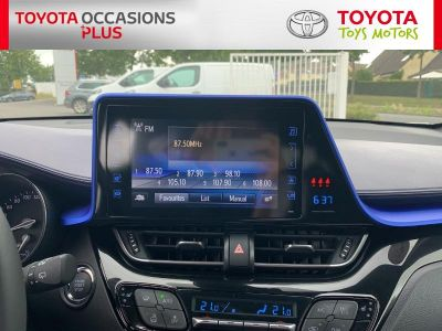 Toyota C-HR 1.2 Turbo 116ch Graphic 2WD - <small></small> 25.500 € <small>TTC</small>