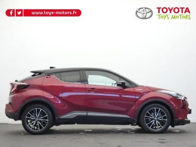 Toyota C-HR 122h Collection 2WD E-CVT - <small></small> 28.990 € <small>TTC</small>