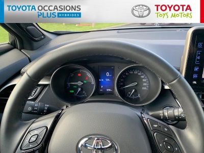 Toyota C-HR 122h Collection 2WD E-CVT RC18 - <small></small> 26.890 € <small>TTC</small>