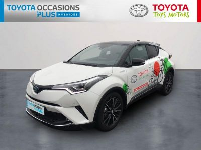 Toyota C-HR 122h Collection 2WD E-CVT RC18 - <small></small> 29.500 € <small>TTC</small>