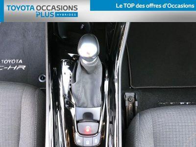 Toyota C-HR 122h Design 2WD E-CVT RC18 - <small></small> 26.500 € <small>TTC</small>
