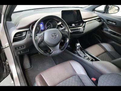 Toyota C-HR 122h Distinctive 2WD E-CVT - <small></small> 21.990 € <small>TTC</small>