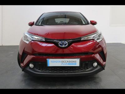 Toyota C-HR 122h Distinctive 2WD E-CVT - <small></small> 25.990 € <small>TTC</small>