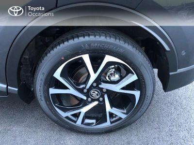 Toyota C-HR 122h Graphic 2WD E-CVT - <small></small> 21.990 € <small>TTC</small>