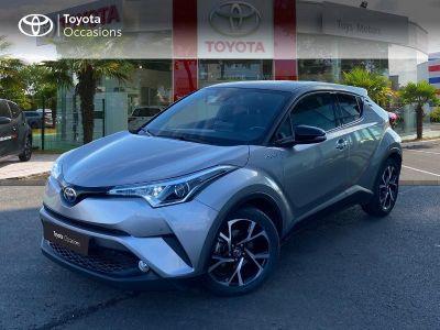 Toyota C-HR 122h Graphic 2WD E-CVT - <small></small> 20.990 € <small>TTC</small> - #1