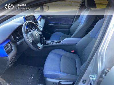 Toyota C-HR 122h Graphic 2WD E-CVT - <small></small> 20.990 € <small>TTC</small> - #11