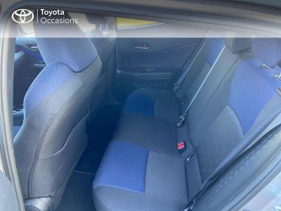 Toyota C-HR 122h Graphic 2WD E-CVT - <small></small> 20.990 € <small>TTC</small> - #12