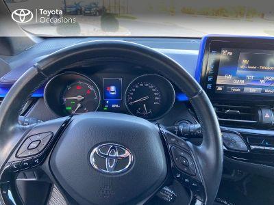 Toyota C-HR 122h Graphic 2WD E-CVT - <small></small> 20.990 € <small>TTC</small> - #13