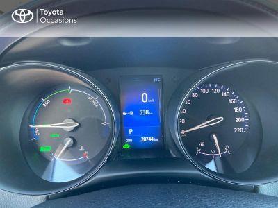 Toyota C-HR 122h Graphic 2WD E-CVT - <small></small> 20.990 € <small>TTC</small> - #14