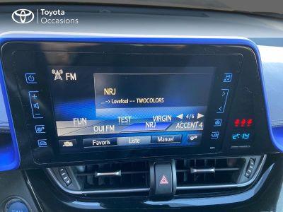 Toyota C-HR 122h Graphic 2WD E-CVT - <small></small> 20.990 € <small>TTC</small> - #15