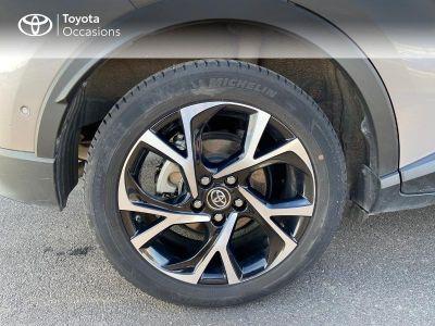 Toyota C-HR 122h Graphic 2WD E-CVT - <small></small> 20.990 € <small>TTC</small> - #16
