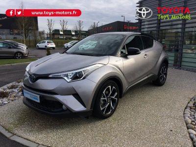 Toyota C-HR 122h Graphic 2WD E-CVT - <small></small> 19.790 € <small>TTC</small> - #3