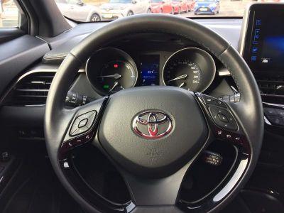 Toyota C-HR 122h Graphic 2WD E-CVT - <small></small> 19.790 € <small>TTC</small> - #10