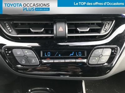 Toyota C-HR 122h Graphic 2WD E-CVT RC18 - <small></small> 30.790 € <small>TTC</small>