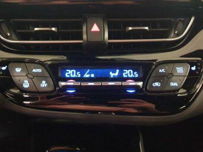 Toyota C-HR 122h Graphic 2WD E-CVT RC18 - <small></small> 22.990 € <small>TTC</small> - #12