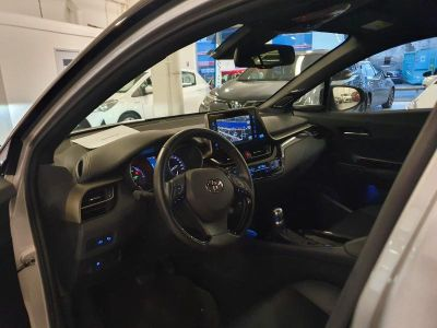 Toyota C-HR 122h Graphic 2WD E-CVT RC18 - <small></small> 22.990 € <small>TTC</small> - #7