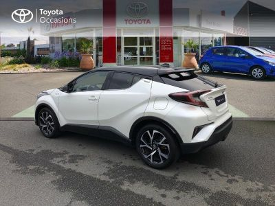 Toyota C-HR 122h Graphic 2WD E-CVT RC18 - <small></small> 19.890 € <small>TTC</small> - #2