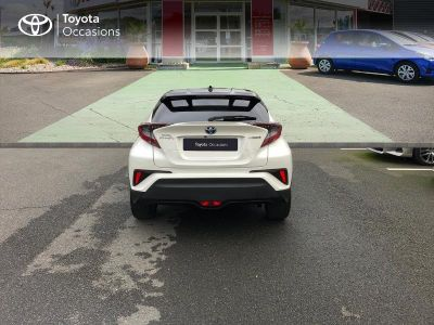 Toyota C-HR 122h Graphic 2WD E-CVT RC18 - <small></small> 19.890 € <small>TTC</small> - #4