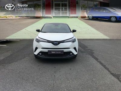 Toyota C-HR 122h Graphic 2WD E-CVT RC18 - <small></small> 19.890 € <small>TTC</small> - #5