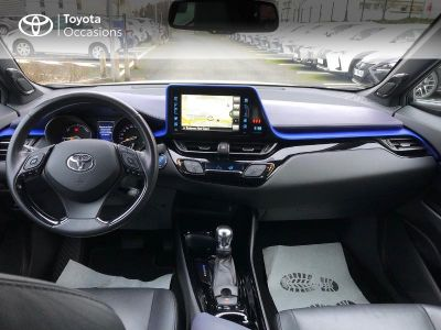 Toyota C-HR 122h Graphic 2WD E-CVT RC18 - <small></small> 19.890 € <small>TTC</small> - #8