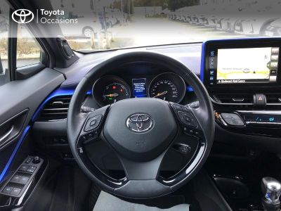 Toyota C-HR 122h Graphic 2WD E-CVT RC18 - <small></small> 19.890 € <small>TTC</small> - #9