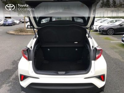 Toyota C-HR 122h Graphic 2WD E-CVT RC18 - <small></small> 19.890 € <small>TTC</small> - #10