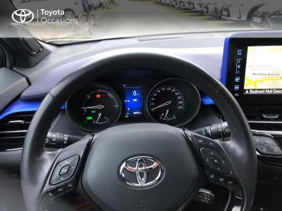 Toyota C-HR 122h Graphic 2WD E-CVT RC18 - <small></small> 19.890 € <small>TTC</small> - #13