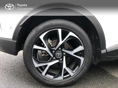 Toyota C-HR 122h Graphic 2WD E-CVT RC18 - <small></small> 19.890 € <small>TTC</small> - #16