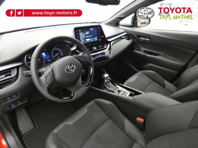 Toyota C-HR 184h Collection 2WD E-CVT MC19 - <small></small> 32.990 € <small>TTC</small> - #11