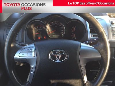Toyota HILUX 144 D-4D Double Cabine Légende 4WD RC2 - <small></small> 23.590 € <small>TTC</small>