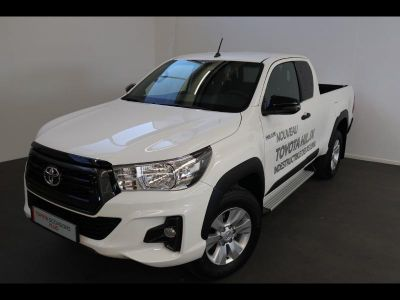 Toyota HILUX 144 D-4D X-Tra Cabine Légende Cabine 4WD RC2 - <small></small> 30.900 € <small>TTC</small>