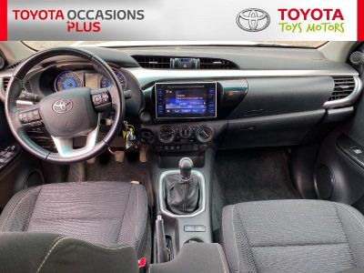 Toyota HILUX 2.4 D-4D 150ch X-Tra Cabine Légende 4WD - <small></small> 26.990 € <small>TTC</small>