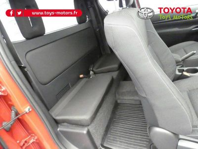 Toyota HILUX 2.4 D-4D 150ch X-Tra Cabine Légende 4WD RC19 - <small></small> 34.990 € <small>TTC</small>