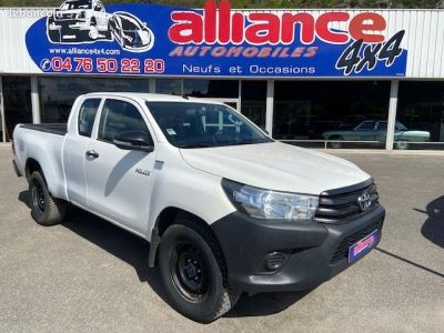 Toyota Hilux 2.4l d4d evo extra cabine - <small></small> 20.900 € <small>TTC</small> - #1