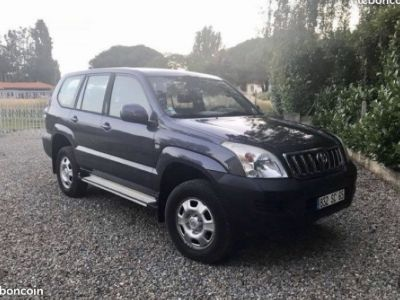 Toyota LAND CRUISER D4D 165ch 7 Places - <small></small> 20.000 € <small>TTC</small>