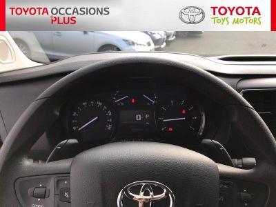 Toyota ProAce Medium 120 D-4D Cabine Approfondie Business BVA 2019 - <small></small> 28.590 € <small>TTC</small>