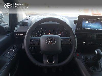 Toyota ProAce Medium 1.5 100 D-4D Executive - <small></small> 22.990 € <small>TTC</small> - #9