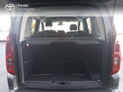 Toyota ProAce Medium 1.5 100 D-4D Executive - <small></small> 22.990 € <small>TTC</small> - #10