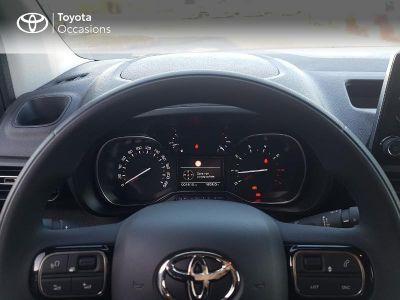 Toyota ProAce Medium 1.5 100 D-4D Executive - <small></small> 22.990 € <small>TTC</small> - #13