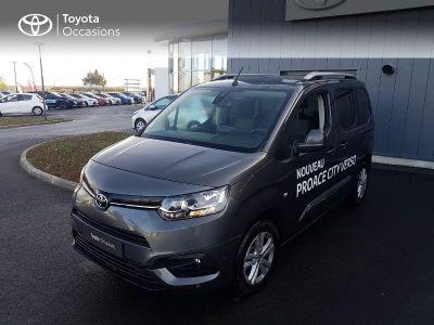 Toyota ProAce Medium 1.5 100 D-4D Executive - <small></small> 22.990 € <small>TTC</small> - #17